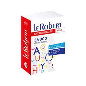 Le Robert mini : 56.000 définitions