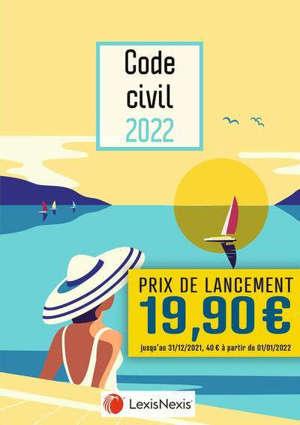 Code civil 2022 : jaquette sunshine