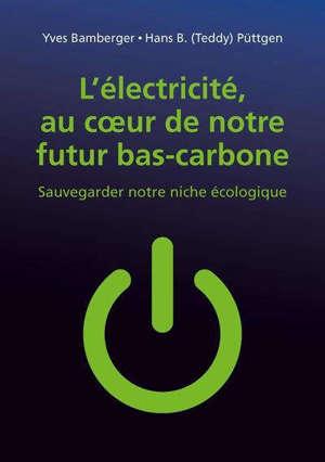 L'électricité, au coeur de notre futur bas-carbone : sauvegarder notre niche écologique