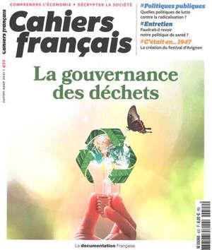 Cahiers français, n° 422. La gouvernance des déchets