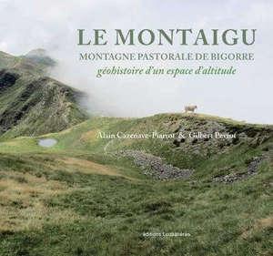 Le Montaigu, montagne pastorale de Bigorre : géohistoire d'un espace d'altitude