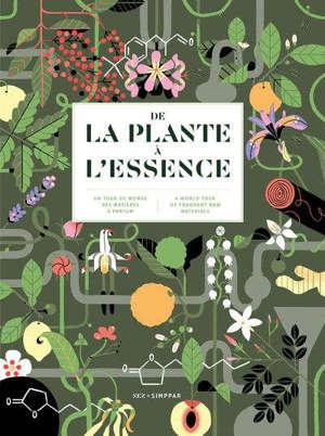 De la plante à l'essence : un tour du monde des matières à parfum = De la plante à l'essence : a world tour of fragrant raw materials