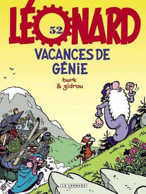 Léonard. Volume 52, Vacances de génie