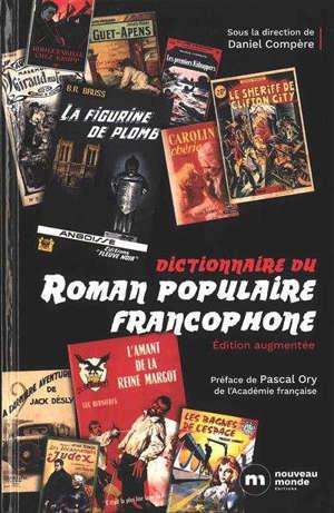 Dictionnaire du roman populaire francophone