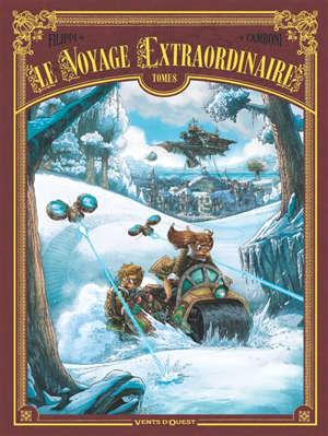 Le voyage extraordinaire, Volume 8, Vingt mille lieues sous les glaces. Volume 2