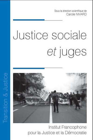 Justice sociale et juges