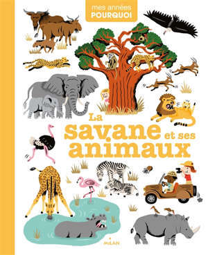 La savane et ses animaux