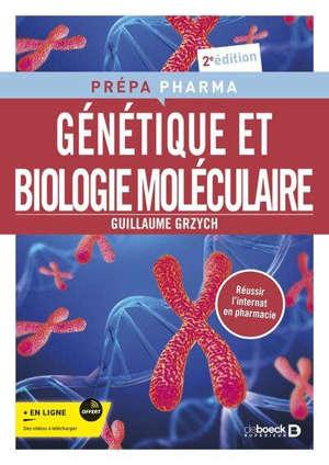 Génétique et biologie moléculaire