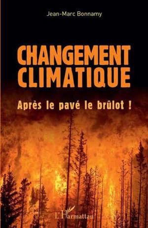Changement climatique : après le pavé le brûlot !