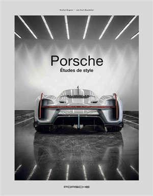 Porsche : études de style