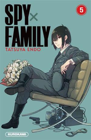 Spy x Family. Volume 5
