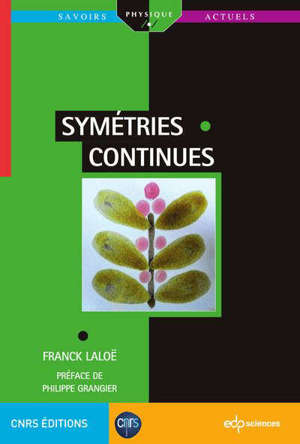 Symétries continues