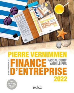 Finance d'entreprise : 2022