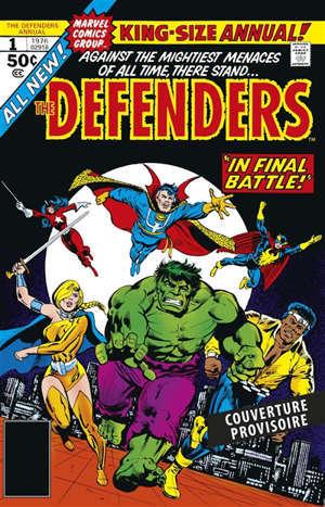 The Defenders : l'intégrale. Vol. 5. 1976