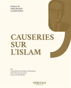 Causeries sur l'islam