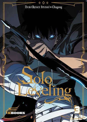 Solo leveling. Volume 3