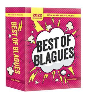 Best of blagues : mon année 2022