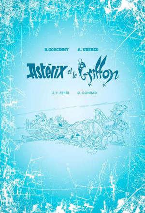 Astérix. Vol. 39. Astérix et le griffon : artbook