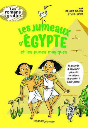 Les jumeaux d'Egypte et les puces magiques