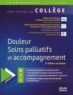 Douleur, soins palliatifs et accompagnement : iECN