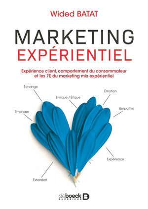 Marketing expérientiel : expérience client, comportement du consommateur et les 7E du marketing mix expérientiel