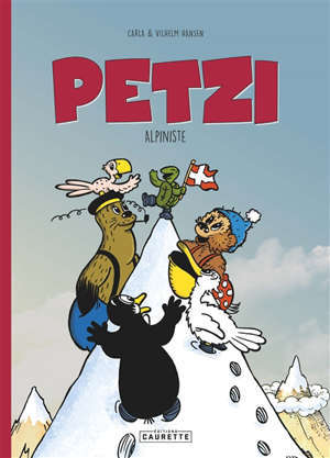 Petzi. Petzi alpiniste