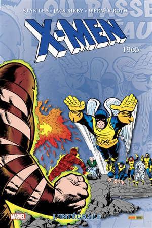 X-Men : l'intégrale. Vol. 13. 1965