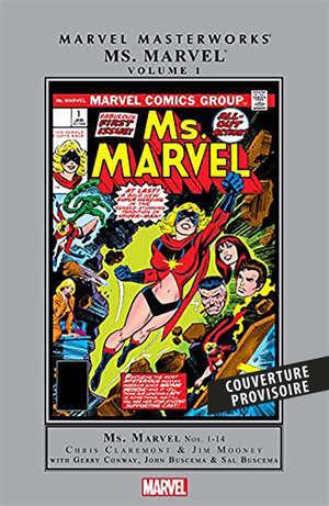 Ms. Marvel : l'intégrale. Vol. 1. 1977-1978