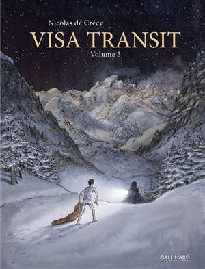 Visa transit. Volume 3