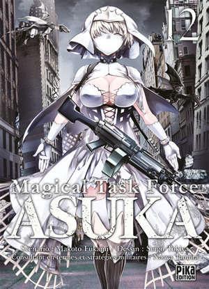 Magical task force Asuka. Vol. 12