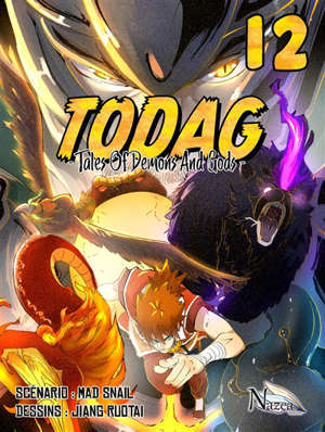 Todag : tales of demons and gods. Vol. 12
