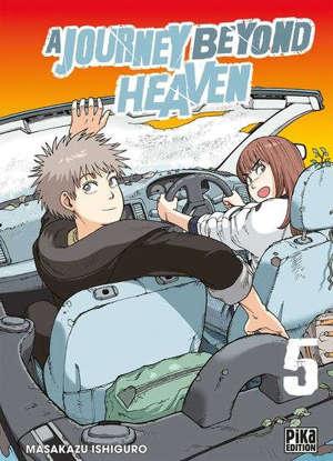 A journey beyond heaven. Vol. 5