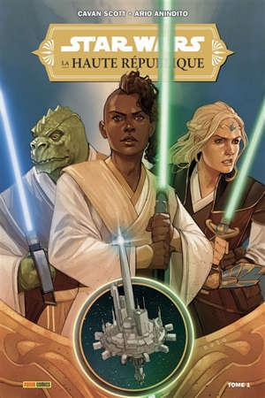 Star Wars : la Haute République. Vol. 1. Ordalie