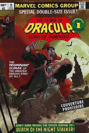 Le tombeau de Dracula. Vol. 2