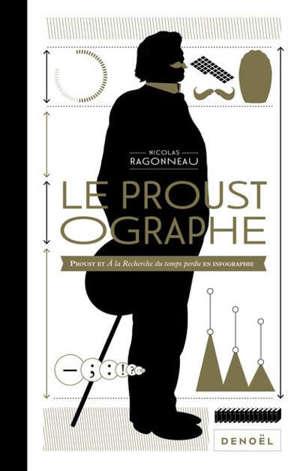 Le proustographe : Proust et A la recherche du temps perdu en infographie