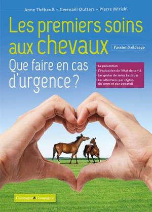 Les premiers soins aux chevaux : que faire en cas d'urgence ?
