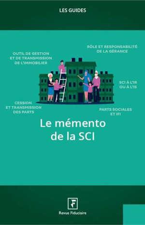 Le mémento de la SCI : 2021