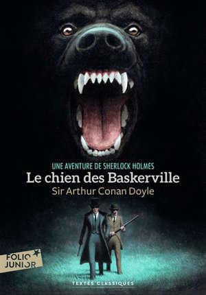 Le chien des Baskerville : une aventure de Sherlock Holmes