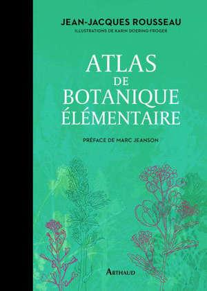 Atlas de botanique élémentaire