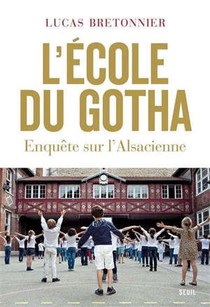 L'école du gotha : enquête sur l'Alsacienne