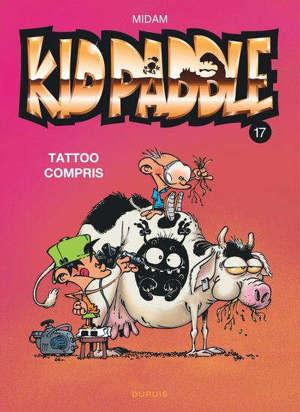 Kid Paddle. Vol. 17. Tatoo compris