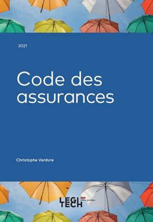 Code des assurances : 2021