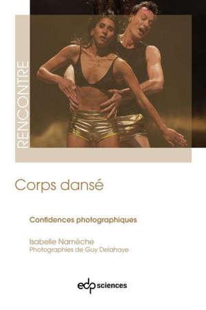 Corps dansé : confidences photographiques