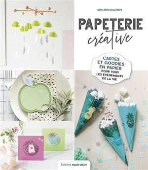 Papeterie créative : cartes et goodies en papier pour tous les événements de la vie