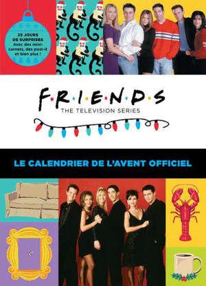 Friends : le calendrier de l'Avent officiel