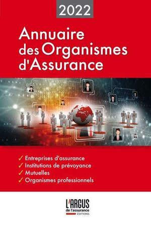 Annuaire des organismes d'assurance 2022