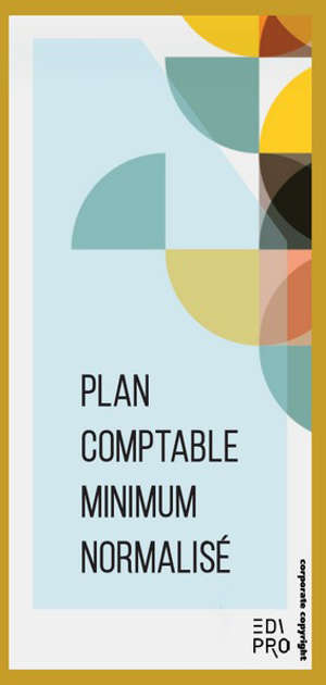 Plan comptable minimum normalisé. Standaard rekeningen-stelsel