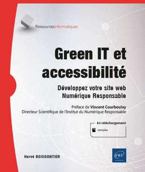 Green IT et accessibilité : développez votre site web numérique responsable