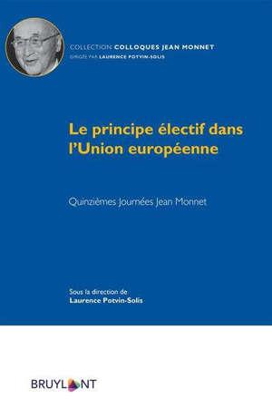 Le principe électif dans l'Union européenne