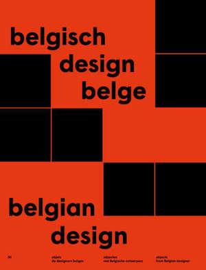 Belgisch design belge = Belgian design